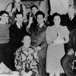 1937 - Baltimore Contractors 1st Christmas Party